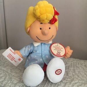 Sally Plush from A Charlie Brown Christmas